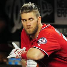 haircuts with height on top top 10 bryce harper haircut hairstyles collection 2018