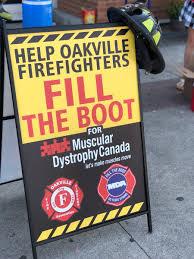 Firefighter Station Boots Canada by Oakville Fire Dept Oakvillefire Twitter