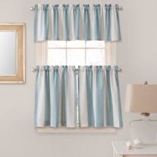 buy striped kitchen curtains from bed bath u0026 beyond