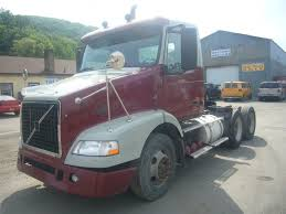 commercial volvo trucks for sale 2006 volvo vnl64t tandem axle day cab tractor for sale by arthur