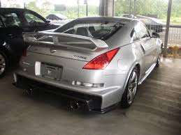 nissan fairlady 350z 2007 nissan fairlady z automatic related infomation specifications