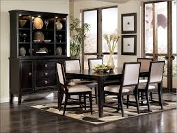 kitchen 7 piece dining set large dining room table seats 14