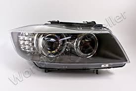 bmw headlights bmw 3 series e90 e91 2008 2011 facelift bi xenon headlight front