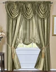 Ombre Sheer Curtains Ombre Window Treatments Achim Contemporary Modern