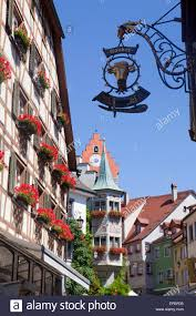 Baden Schwaben Timbered House With Sign Stockfotos U0026 Timbered House With Sign