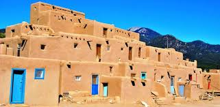 ancient pueblo peoples practiced advanced geometry without a known