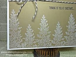 simply diy card with lovely as a tree sts