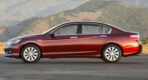 lexus vs acura vs bmw honda debuts 2016 accord facelift we visually compare it with the