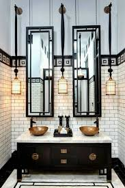 design house bath hardware indulge daily 12 21 13 bathroom with black vanity and bronze