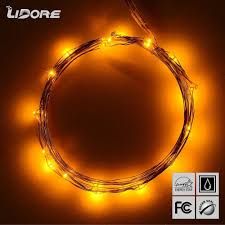 micro lights with timer lidore micro led 20 yellow string lights with timer battery operated