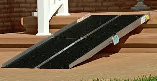 portable wheelchair ramps for stairs pictures to pin on pinterest