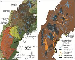 How Do The Eastern Lowlands Differ From The Interior Lowlands Evolution Of Paraglacial Coasts In Response To Changes In Fluvial