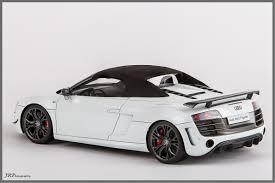 Audi R8 White - frontiart 1 18 audi r8 gt spyder white audi volkswagen