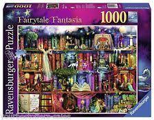 ravensburger 19417 fairytale fantasia 1000pc jigsaw puzzle ebay