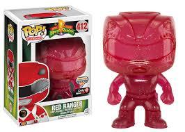 pop tv power rangers red ranger morphing exclusive