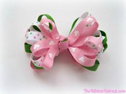 loopy bow 30 fabulous and easy to make diy hair bows page 2 of 3 diy