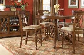 adf 015 round bali dining table chair seat cushion mahogany wood