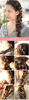 hairstyles for back to school for long hair 25 diy braided hairstyles you really have to pin