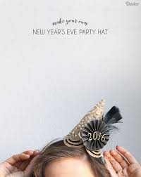 new year supplies new year diy party hat tutorial darice