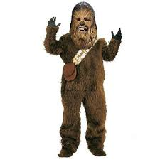 star wars kids halloween costumes star wars chewbacca super deluxe halloween costume child size