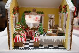 a gingerbread house for your philadelphia wedding partyspace