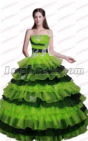 green quinceanera dresses 1st dress offers high quality lovely black and green