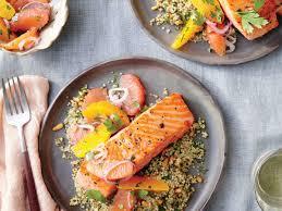 sautéed salmon with citrus salsa recipe cooking light