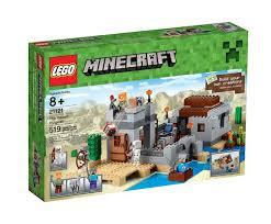 Lego Table Toys R Us Lego Minecraft The Desert Outpost 21121 Toys
