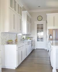 small kitchen design ideas with white cabinets gorgeous white kitchen with white carrara marble and white