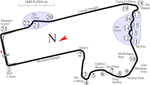 Road Atlanta Track Map by Virtual Online Racers Vor Stewards