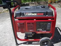 find more coleman powermate vantage 5000 generator for sale at up