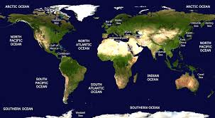 Bay Of Bengal Map Lists Seas And Oceans A To Z Index Of The World