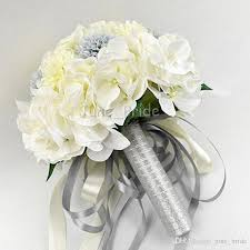 wedding bouquet prices grey wedding bouquets price comparison buy cheapest grey wedding