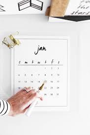 Diy Desk Calendar by Diy Acrylic Calendar U2014 Kristi Murphy Diy Blog