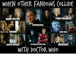 The Amazing Spiderman Memes - when other fandoms ollide harry potter penny dreadful supernatural