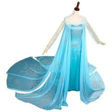 a elsa dress for my baby sister on the hunt