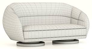 3d essential home mansfield sofa cgtrader