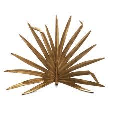 palm decorative firescreen