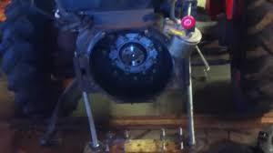 Kubota L3000dt Clutch Tractor Split Youtube