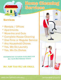 cleaning brochure templates free free cleaning business flyer templates yourweek 80919feca25e