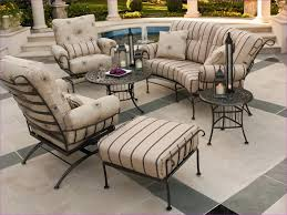 Black Wrought Iron Patio Furniture Sets Furniture Breathtaking Wrought Iron Patio Furniture Sets Images