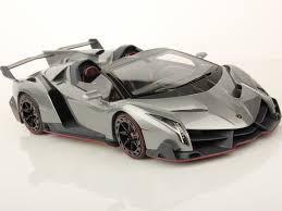 Lamborghini Veneno Model - mr collection releases 1 18 scale lamborghini veneno roadster in
