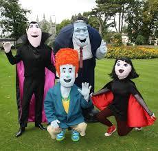 Mavis Halloween Costume Hotel Transylvania Costume Character Tour
