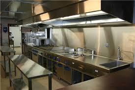 cuisine professionnelle inox cuisine professionnelle restaurant fci pro