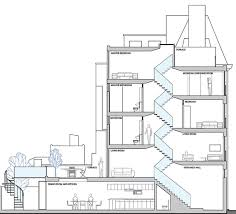 Skinny Houses Floor Plans Hok Secures Planning Consent For U201cskinny House U201d Design In Central