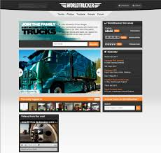 volvo website volvo launches worldtrucker online global community autoevolution