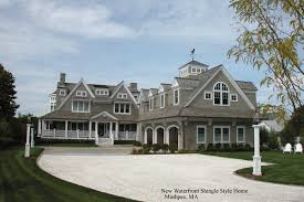 Shingle Style Home Plans Nantucket Shingle Style Home Plans Adhome