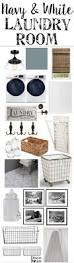 navy and white laundry room plans bless u0027er house