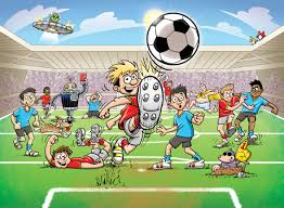 buy childrens football wallpaper murals for 35 00 per sq m2