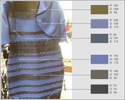 six ways the blue and black dress scrambles your brain dr karls
